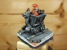 CONVERTED CUSTOM DWARF SLAYER RIDING MINING CART WELL PAINTED (1410)
