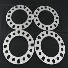 "(4) 1/4"" 8 Lug Wheel Spacers 8x6.5 GMC Hummer Chevy Trucks 3/4 Ton Pickup"