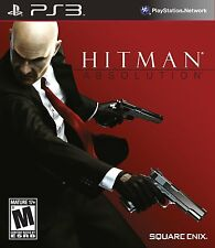 PLAYSTATION 3 PS3 GAME HITMAN ABSOLUTION BRAND NEW & FACTORY SEALED