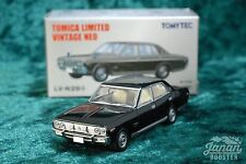 [TOMICA LIMITED VINTAGE NEO LV-N29a 1/64] NISSAN CEDRIC 2600 GX 1974 (Black)