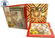 Zypern 3,88 Euro 2014 Stgl KMS 1 Cent - 2 Euro die Mosaiken von Paphos im Folder