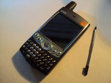 ORIGINALE PALM ONE PALM TREO 600 PDA Windows Mobile Phone in Arancione
