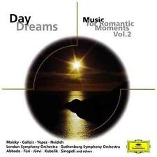 DAY DREAMS: MUSIC FOR ROMANTIC MOMENTS, VOL. 2 CD! BRAND NEW! STILL SEALED!!