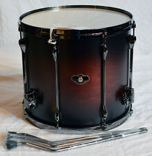 Tama Superstar Custom Floortom SLF16ABN-SCY 16x14 Satin Cherry