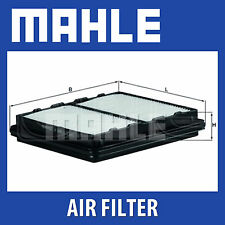Mahle Air Filter LX848 - Fits Honda Civic, Rover 400 - Genuine Part