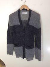 Robert Geller Mohair Cardigan Sweater Small