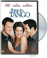Brand New DVD Three to Tango Matthew Perry Neve Campbell Dylan McDermott