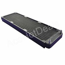 New Computer Radiator Water Cooling Cooler for CPU LED Heatsink Aluminum 360mm