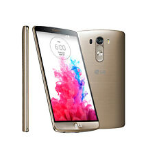 5.5'' NEW LG G3 D855 4G LTE Unlocked Quad-core Mobile Phone - 32GB 13.0MP - Gold