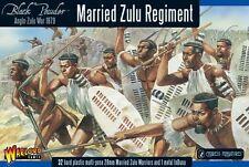 Warlord Black Powder Anglo-Zulu War 1879 Married Zulu Regiment Boxed set BNIB