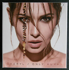 CHERYL * ONLY HUMAN * UK SIGNED DELUXE BOX - 1000 ONLY * I DON'T CARE * X FACTOR