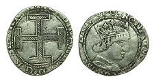 pci0546) Napoli Ferdinando I d' Aragona 1458-94 Coronato PR 15