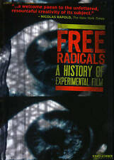Free Radicals: A History of Experimental Film (DVD, 2013)