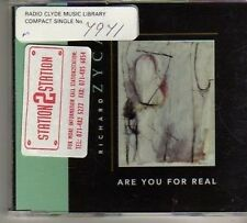 (BN696) Richard Zyca, Are You For Real - 1994 CD