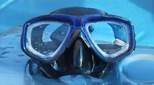 WILCOMP Scuba Diving Mask with Optical Corrective Lenses WIL-DM-50 (-2.5)