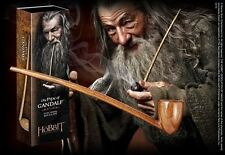 "Gandalf's 9"" Pipe The Hobbit Functional Movie Replica The Noble Collection LOTR"