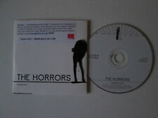 The Horrors - Gloves - UK 1 Track CD Promo 2007