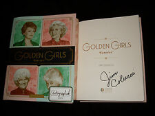 Jim Colucci signed Golden Girls Forever 1st printing hardcover book