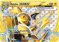 Pokemon TCG XY BREAKTHROUGH : RAICHU BREAK 50/162