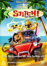 Stitch! The Movie : NEW DVD : Lilo & Stitch