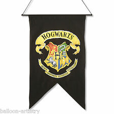 "30"" Official Harry Potter Party Hogwarts Crest Printed Wall Banner Decoration"
