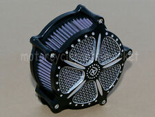 Edge Cut Air Cleaner Intake Filter For Harley Softail series w/EFI engine 01-07