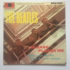 The Beatles - Please Please Me - 1963 GT Britain - Parlophone - Vinyl LP