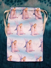 Blue Angel Tarot Card Bag, ideal for most fairy, angel & Wicca tarot cards, Gift