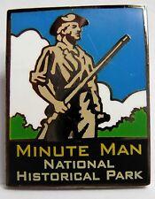 Minute Men National Historical Park new Hat Lapel Pin Tie Tac HP0331