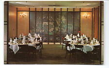 San Francisco Golden Pavilion Restaurant 300 Year Old Ching Dynasty Screen PC