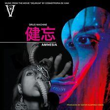 """Drug Machine – Amnesia LP Music From The Movie """"Delirium"""" By Cosmotropia De Xam"""