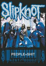 Slipknot People = S**t large fabric poster / flag 1100mm x 750mm (hr)