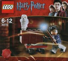 LEGO HARRY POTTER 'TROLLEY' #30110 LIMITED EDITION HEDWIG GIFT BOX 100% COMPLETE