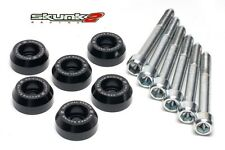 SKUNK2 Lower Control Arms Dress-Up Washers Black 90-01 Integra/88-00 Civic EG