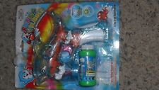 NEW Funny Bubble light up musical bubble blower gun Dolphin