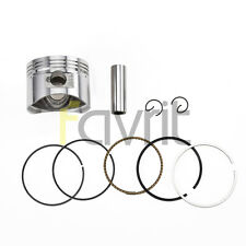 Piston Rings Kit For 110cc X15 X18 X19 X22 4 Stroke Mini Bike Parts Super Pocket
