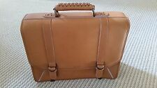 Vintage Rawlings Leather Briefcase Bag **Excellent New Condition""