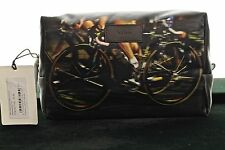 BNWT PAUL SMITH MEN WASH BAG 'SPRINT' CYCLE SIGNATURE PRINT TOILETRY RRP £145