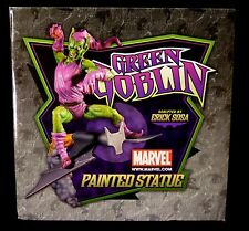 Bowen Designs Green Goblin Spider-man  Marvel Comics Statue New From 2006