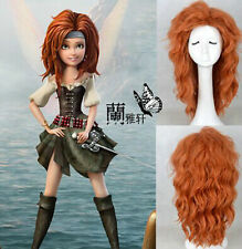 Disney Tinker Bell and the Pirate Fairy Zarina Cosplay Wig