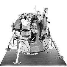 Apollo Lunar Module: Metal Earth 3D Laser Cut Miniature Model Kit 2 sheets