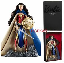 Barbie Collector SDCC Amazon Princess Wonder Woman Doll Shipper 2016 DGW44 NEW