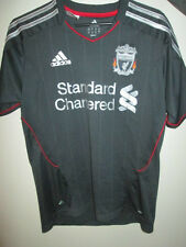 Liverpool 2009-2010 Away Football Shirt Size 13-14 Years /34961