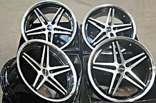 "18"" PDW DEBITE ALLOY WHEELS FIT NISSAN SKYLINE 200SX S14 S15 300ZX 350Z 370Z"