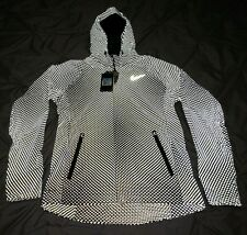 Men's Nike Allover Vapor Flash 3M City Flash Reflective Storm Fit Jacket M NWT!!