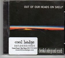 (EU528) Out Of Our Heads On Skelp, 14 tracks various artists - 2003 CD
