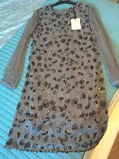 Topshop ltd edition kate moss beaded dress cost £150 brand new SIZE 12