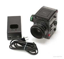 Rollei 6003 SRC 1000 Camera w/ 80mm EL Lens Good Battery Charger (530-2)