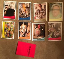 The Art Hustle Series 3 Jumbo Card Set With Wrapper Shag Pardee McPherson
