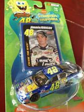 2003  JIMMIE JOHNSON #48 CHEVROLET  -Spongebob Squarepants on sides & hood